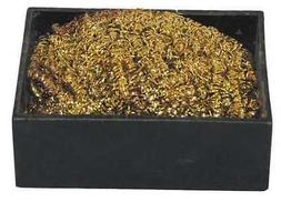 American Beauty Cs-Bs2 Soldering Iron Tip Cleaner,4In L,Gold