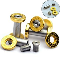 DIY Material Brass Stainless Steel Making knife Handle Screw