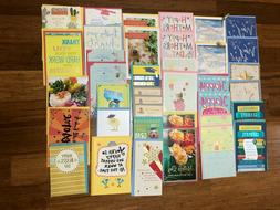 Lot of 38 HALLMARK GREETING CARDS: MOTHERS DAY, GRADUATION,