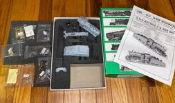 New Bowser PRR A-5 Steam Locomotive 0-4-0 Shifter Kit W/Can