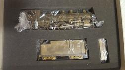 United Pacific Fast Mail Brass Locomotive Great Northern Pac