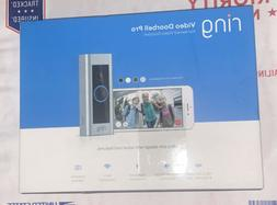 Ring Video Doorbell Pro 1080P Wi-Fi Hard Wired Smart HD Came